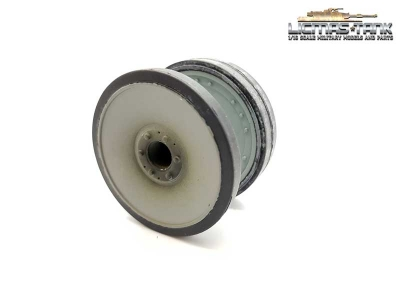 spare part tiger 1 metal wheel winter painted small