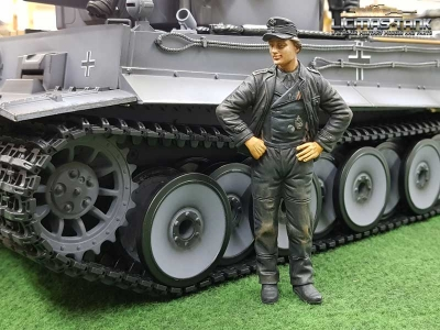Panzer Crew Tiger 1 Normandy 1944 Loader