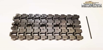 10 Metal Spare Parts Tank Tracks IS-2 Taigen 1/16
