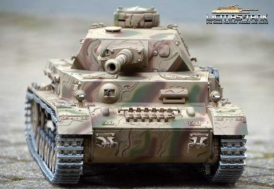 Panzer 4 - PzKpfw IV. Version G BB shot function