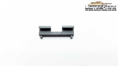 Spare part - pair of brackets for mudguards - plastic - Tiger 1 rear