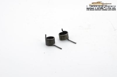 spare part Heng Long Leopard 2 A6  Spring for stub axle licmas tank