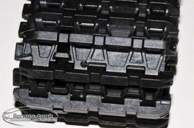 Plastic tracks for German Panther 3819 Heng Long 1:16