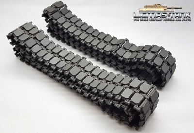 Plastic Tracks Heng Long 3918 US M1A2 Abrams