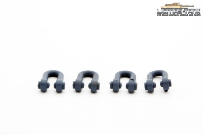 Spare Part 1 Tiger plastic shackle gray Heng Long