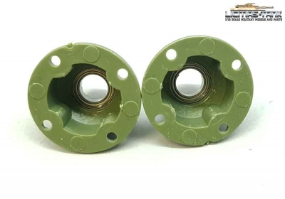 Drive axle support Leopard 2 A6 Heng Long with ball bearings