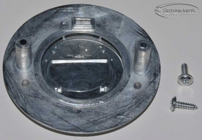 Turret hatch of metal for StuG 3 Panzer 1:16