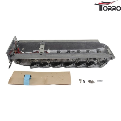 Metal Chassis Leopard 2A6