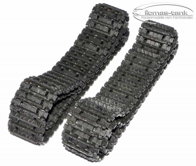 1 pair of Heng Long plastic tracks for Panther Ausf. G. or Jagdpanther 1/16