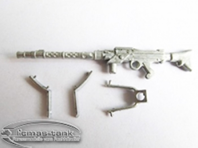 Metal Machine Gun for Panzer 3