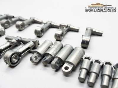 Metal suspension arms for Panzer III Heng Long Panzer 3