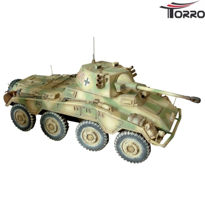 SdKfz 234/2 Puma Construction Kit 1:16