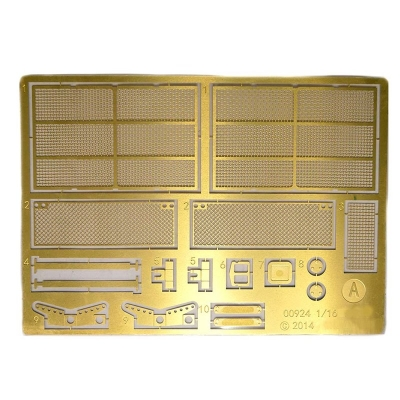 1/16 RC Tank T-90 Brass Guard Heng Long 3938