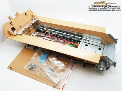 Taigen metal chassis Panther / Jagdpanthe