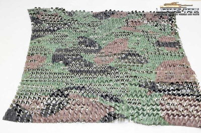 Camouflage Net in Size 1:16 army