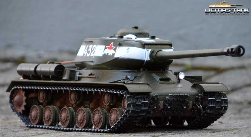 rc panzer metall