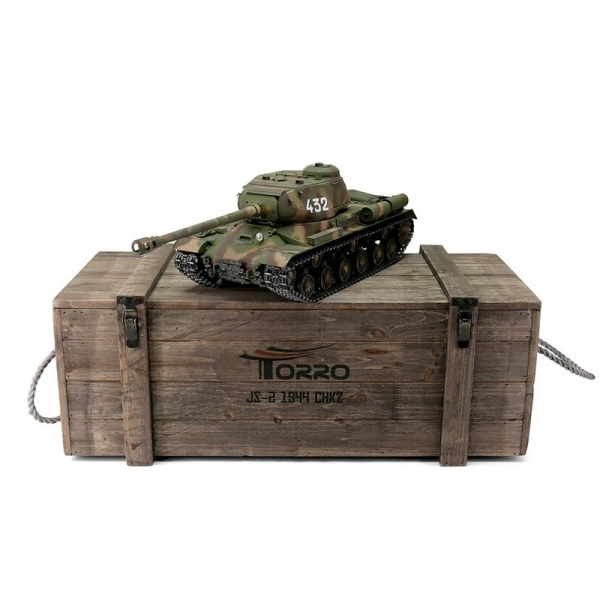 1/16 Torro RC IS-2 1944 IR Summer Camouflage