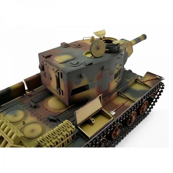 NEU RC Panzer Zubehör,Maßstab 1:16 WK II Deutsches Offiziers Set
