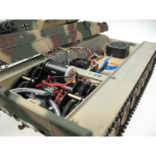 Leopard 2A6 Scale 1/16 IR Torro Pro Edition Desert Camouflage