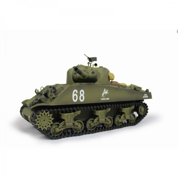 1/16 RC Panzer M4A3 Sherman BB 2.4GHz V6.0 Basis Version