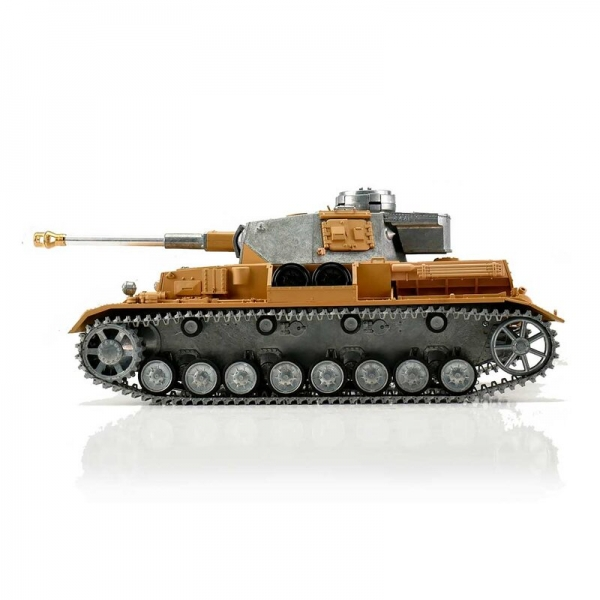Panzer 4 - PzKpfw IV. Ausf. G - Airsoft shooting -  unpainted