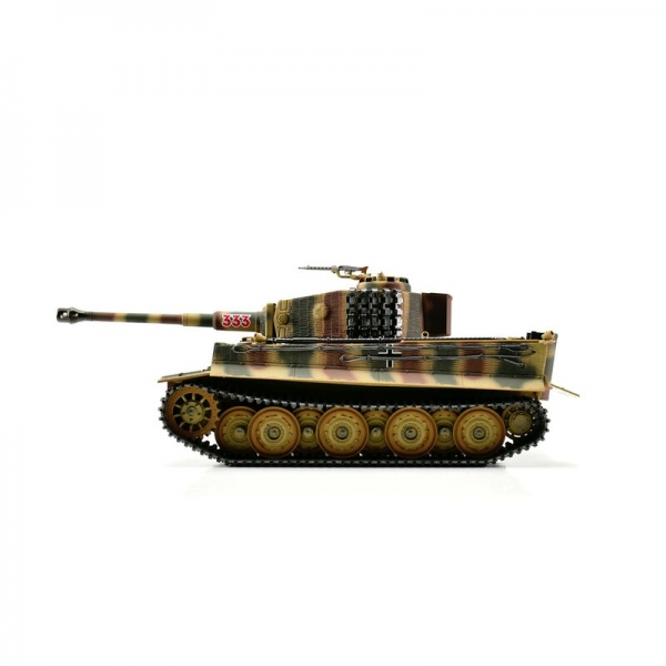 Tiger I. Later variant TARN Airbrush painting metal Professional Edition Version IR Torro tank