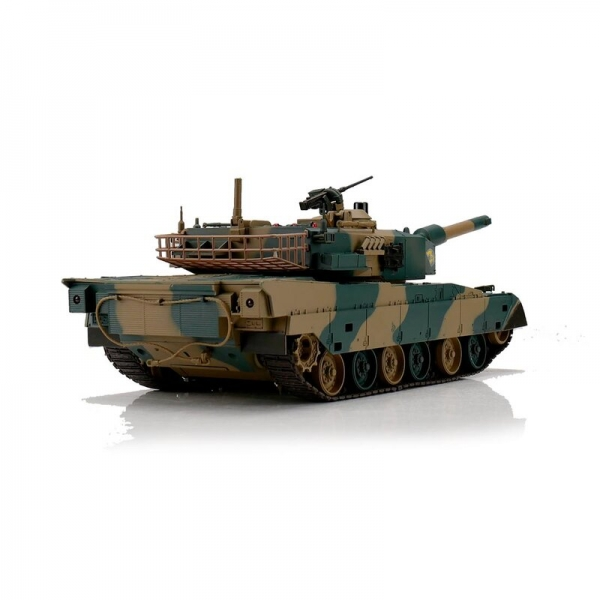 RC Tank Type 90 2,4 GHz, BB-Shooting and IR Battle System Scale 1/24