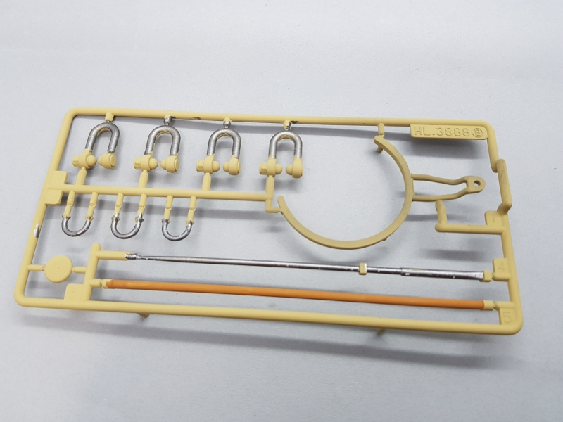 Accessories Set B for Heng Long King Tiger 3888