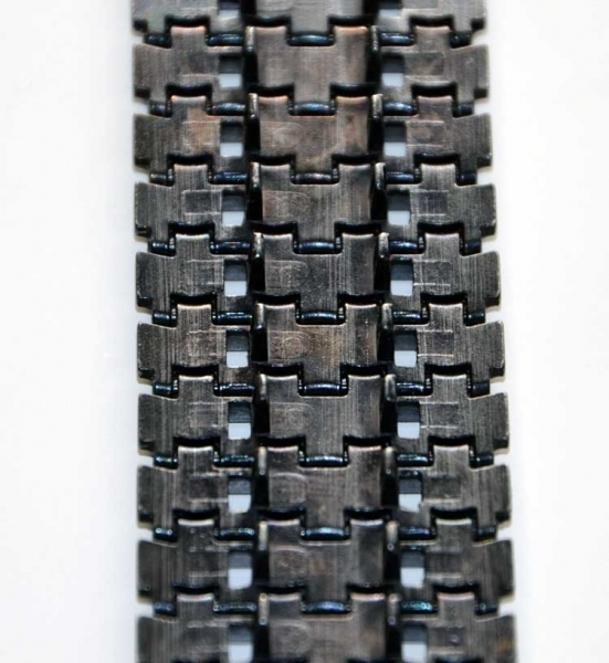 10 x spare links with connecting pins for Panther / Jagdpanther Taigen metal track 1:16