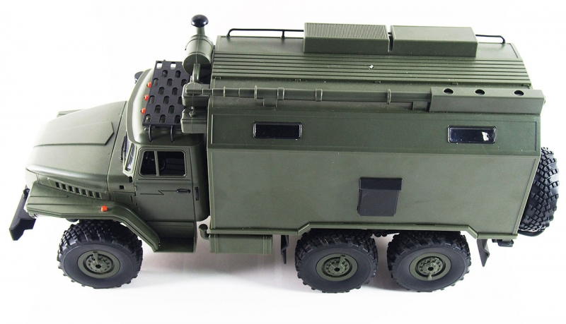 1/16 URAL B36 Militär LKW 6WD Ready to Run