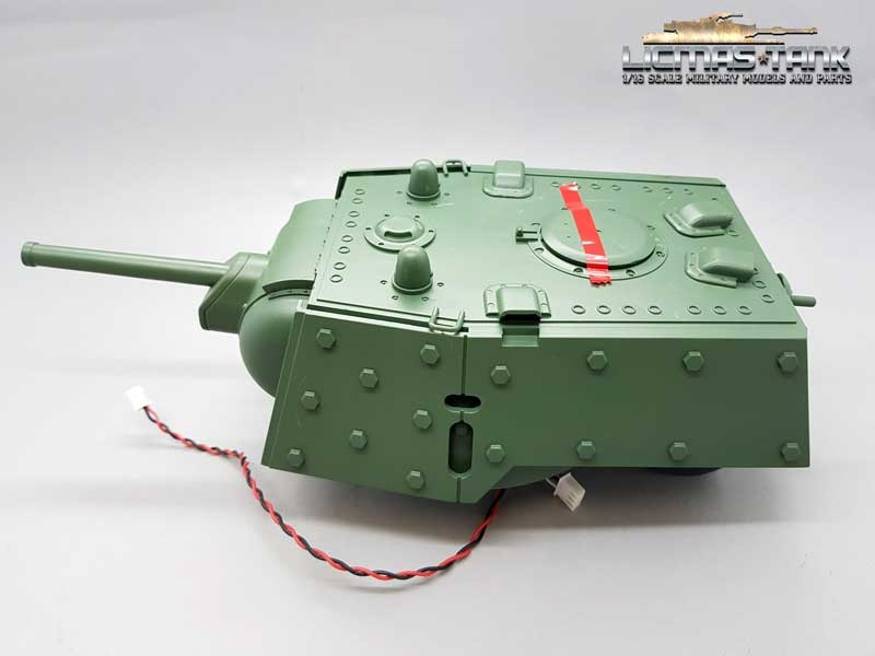 Original Heng Long 3878 KV-1 Tower with 6mm BB shooting unit 1:16