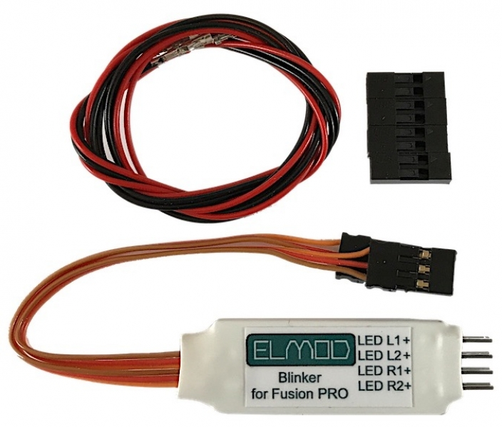 Blinker Board for ElMod Fusion PRO