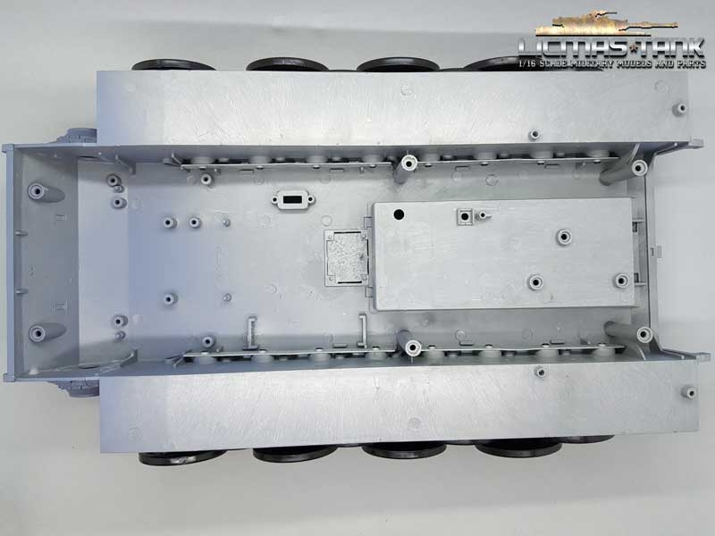 Heng Long spare part plastic chassis 3818 tiger 1