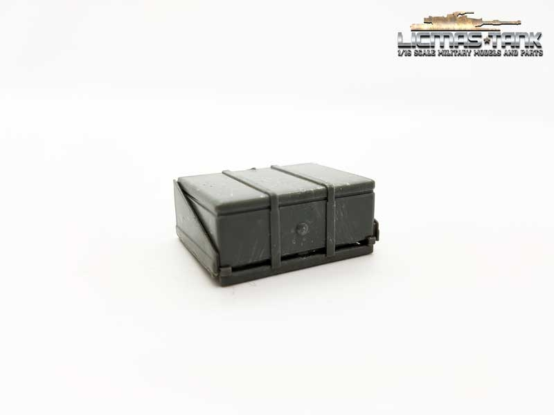 Heng Long Toolbox 3818 Tiger 1 Plastic