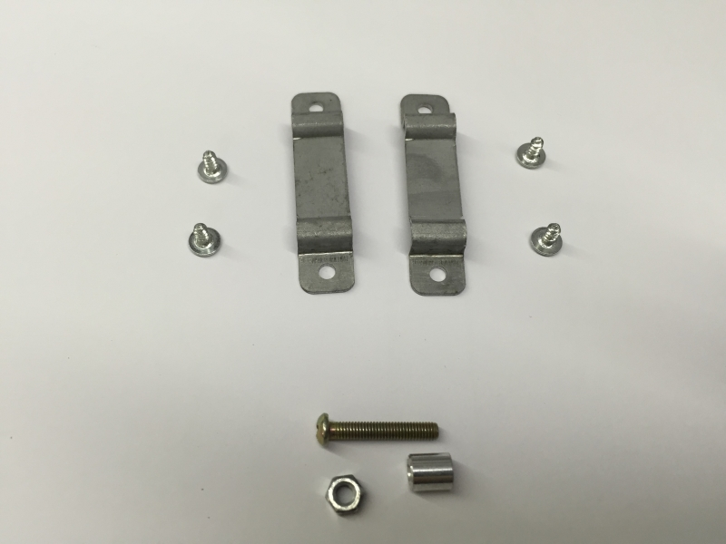 Metal closing system for Tiger 1 chassis (metal spare parts)