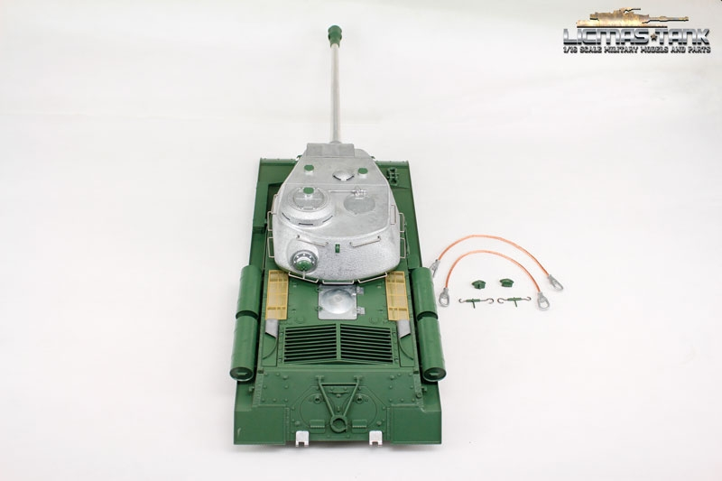 IS-2 (JS-2) upper tub with metal tower 360 ° with 6mm shot function