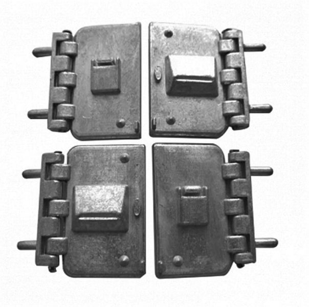 Panzer 3 metal tower flaps MT 115