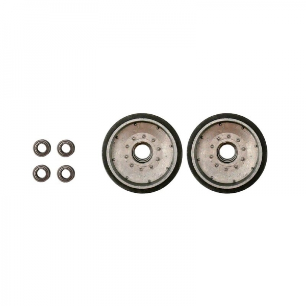 M1A2 Abrams metal idler wheels with ball bearing