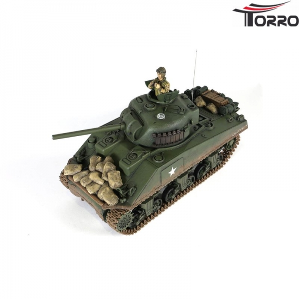 RC TANK M4A3 Sherman 1:24 Forces of Valor