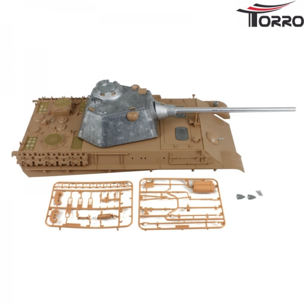 Upper Tank Hull Panther F with Metal Tower 360° BB