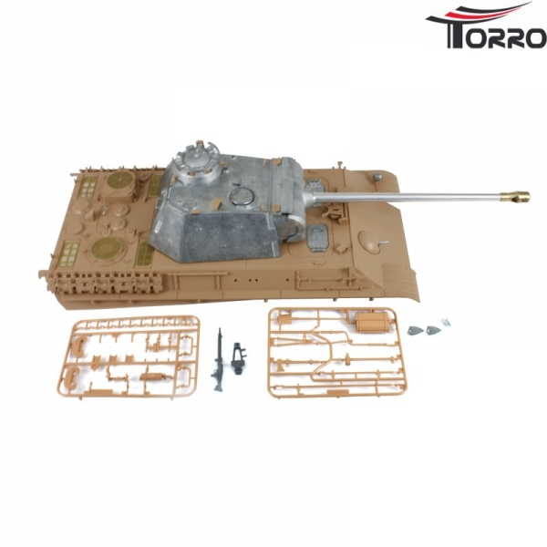 Upper Tank Hull Panther G with Metal Tower 360° BB