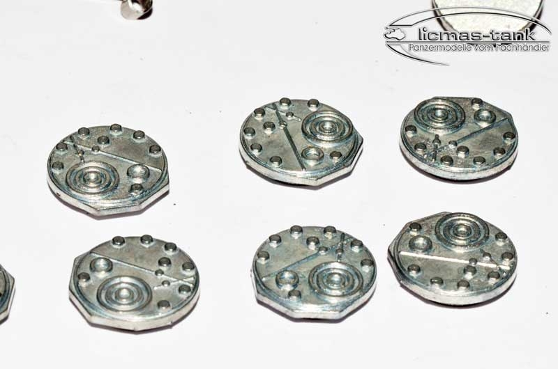 Metal suspension - set for Panzer IV Heng Long