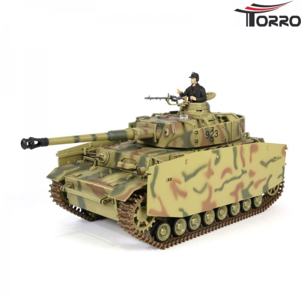 PzKpfw IV Ausf. H 1:24 Forces of Valor