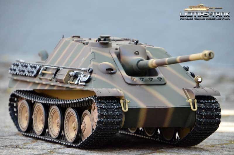 RC Panzer Jagdpanther von Taigen