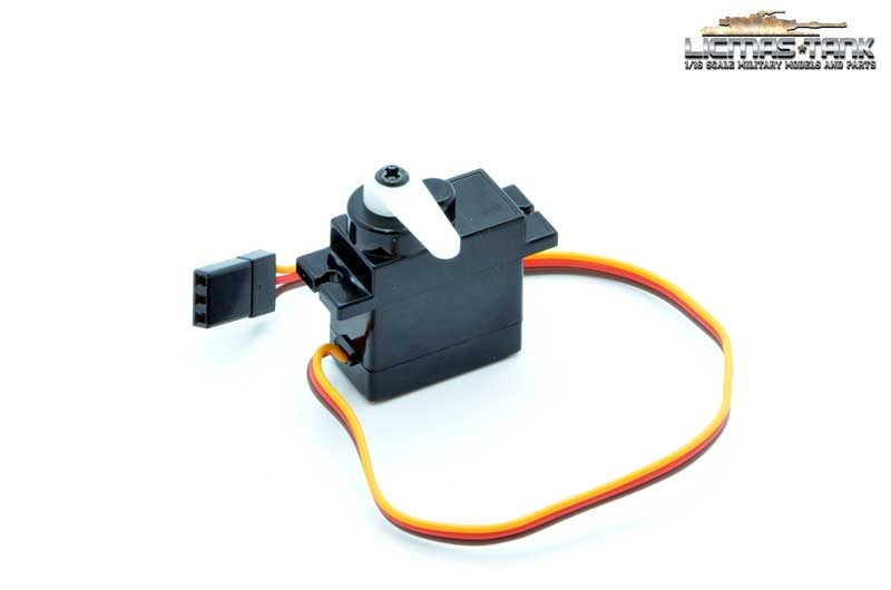 Taigen Servo for RC models with 6mm shot and Recoil function