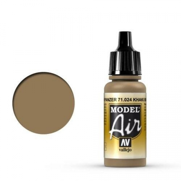 Model Air 71024 - 17ml - Khaki Brown