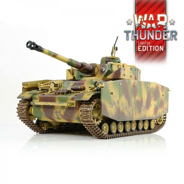 PzKpfw IV Ausf. H 1:24 Forces of Valor - Limitierte War Thunder Edition (Torro)