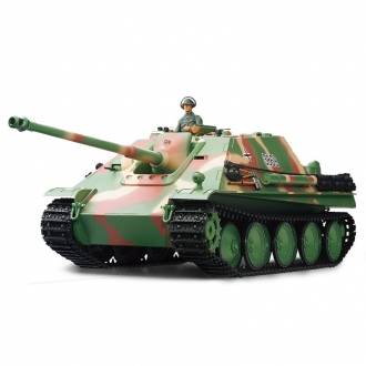 1/16 RC Jagdpanther tarn BB+IR - Heng Long Torro Edition