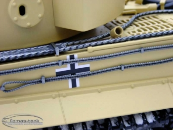 Plastic ropes set - Tiger 1