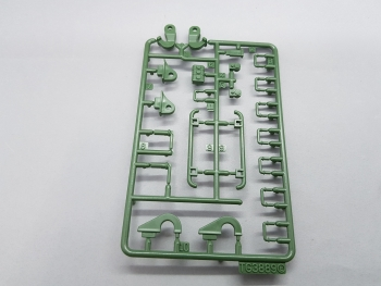 Original spare part Taigen accessories set E unpainted 1:16